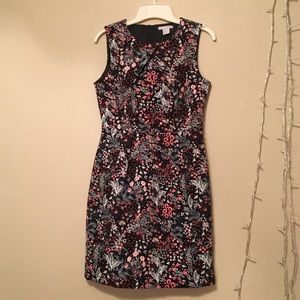 Embroidered H&M formal dress